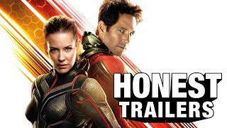 Video Honest Trailers - Ant-Man and The Wasp MP3, 3GP, MP4, WEBM, AVI, FLV Januari 2019