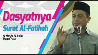 Download Video Dahsyatnya Surat Al Fatihah | Ust. Bachtiar Nasir MP3 3GP MP4