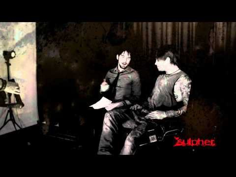 Soundspheremag TV Interview: Rob Holliday [Sulpher, The Prodigy, Marilyn Manson]