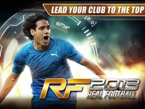 real football 2010 android data