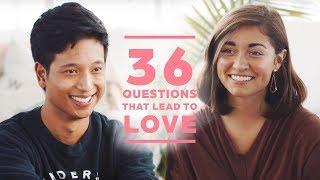 Video Can 2 Strangers Fall in Love with 36 Questions? Jonathan + Hannah MP3, 3GP, MP4, WEBM, AVI, FLV Januari 2019