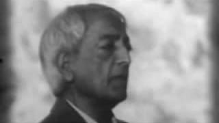Jiddu Krishnamurti - Zeitgeist Addendum Outtake (mind Revolution)