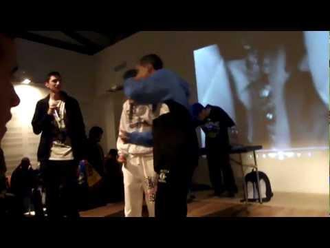 Valencia Represent Vol.2 - Concierto HIP HOP Xirivella