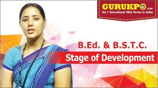 Ms Neelam Kumari , Assistant Professor, Biyani college explained about every student/child is different stages of development. www.gurukpo.com ...