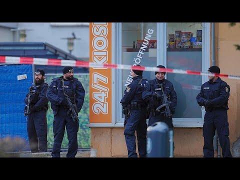 Γερμανία – Χανάου: Ο δράστης της επίθεσης αγόρασε το όπλο του από το διαδίκτυο…