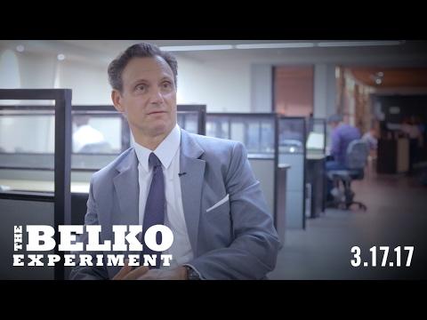 The Belko Experiment (Featurette 'Barry Norris')