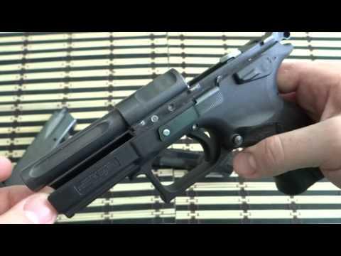 Испытание травматического пистолета иж-79-9t на себедавно хотел выложить и вот сподобилсясразу скажу