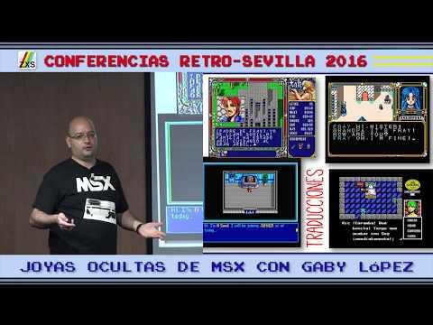Joyas ocultas del MSX - Gaby López