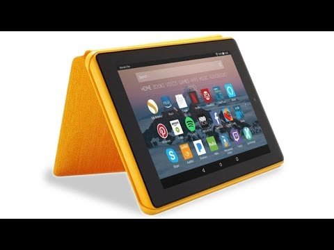Kindle Fire - case review