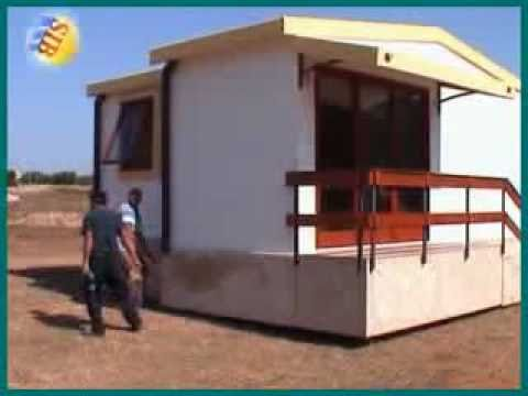 Casa prefabbricata mobile