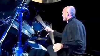 Phil Collins drum Solo @  Bercy HD