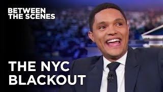 Video Trevor Gets Caught in a Blackout - Between the Scenes | The Daily Show MP3, 3GP, MP4, WEBM, AVI, FLV Juli 2019
