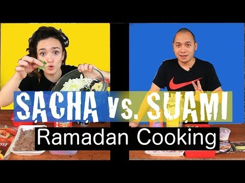 Burritos vs. Sop Buntut (Ramadan Cooking)