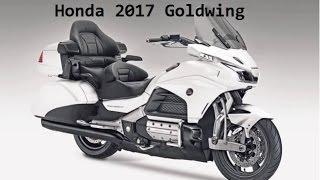 9. Honda Goldwing 2017 Engine, Specs