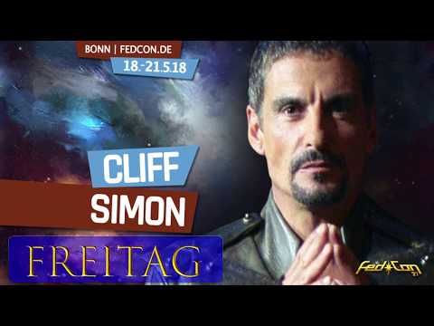 FedCon (2018) Fr. Panel Cliff Simon