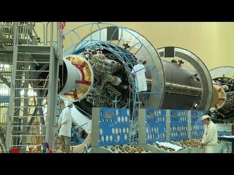 Наомском «Полёте» создана новая производственная площадка для выпуска ракеты-носителя «Ангара»