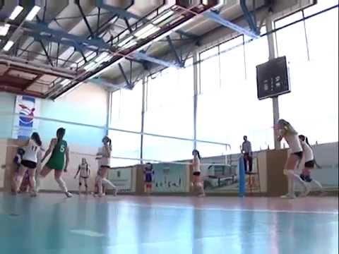 Репортаж ТРК Крылья - Финал Первенства России по волейболу среди девушек 97-98 г.р.