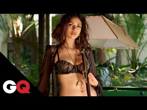 On A Date With Aditi Rao Hydari | Photoshoot Behind-the-Scenes | GQ In...