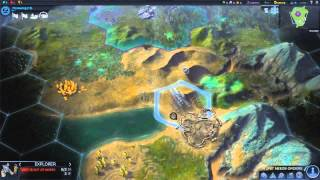 Геймплей Civilization: Beyond Earth