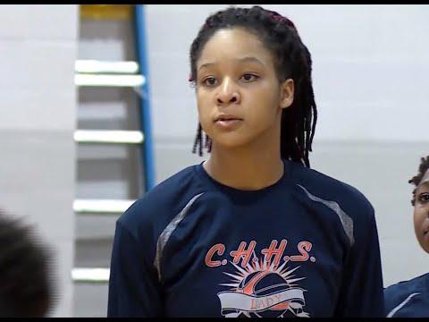 Maori Davenport Alabama High School basketball