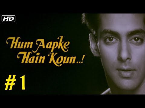 Hum Aapke Hain Koun Full Movie (HD) | (Part 1) | Salman Khan | Bollywood Blockbuster Hindi Movies