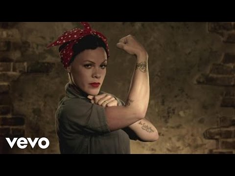 P!nk - Raise Your Glass (Clean)