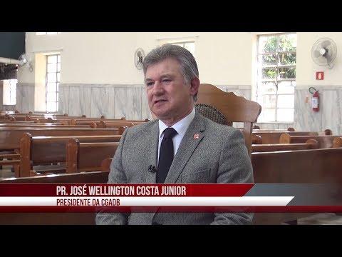 CPAD News 76 - Entrevista com o Pr. José Wellington Costa Júnior