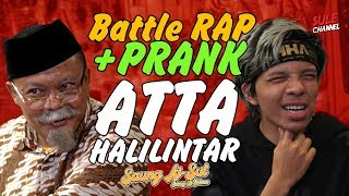 Video Battle RAP Bareng Atta Halilintar Pakai Gendang! - Saung KiSut (Ki Sutisna) MP3, 3GP, MP4, WEBM, AVI, FLV April 2019