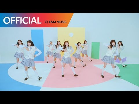 fromis_9 (Glass Shoes) MV