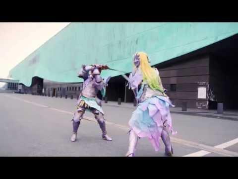 日本世博會的COSPLAY,好看又精彩!