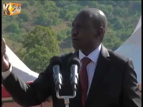 DP William Ruto accuses opposition of engaging in divisive Politics