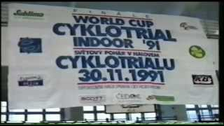 World Indoor Biketrial Cup 1991
