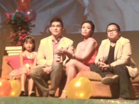 BE CAREFUL WITH MY HEART PRESSCON (Part 2)