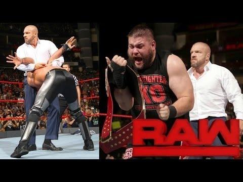 WWE RAW 29 August 2016 HIGHLIGHT HD