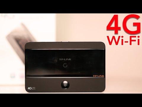 Il miglior Mini Router portatile 4G Wifi TP-LINK M7350
