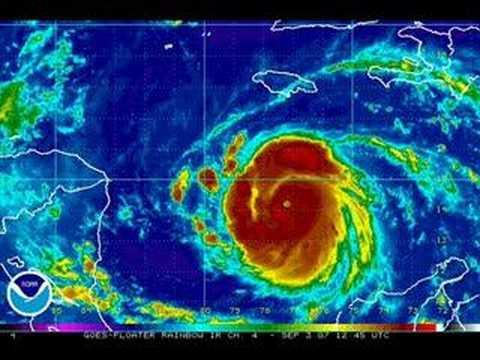 Hurricane Felix Update
