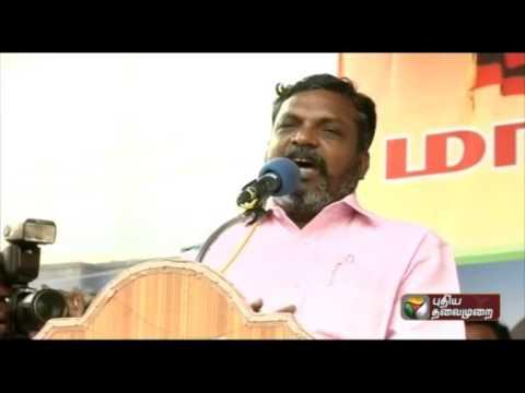 Vakkala-Perumakkaley-Thirumavalavan-says-that-there-is-no-strong-party-in-Tamil-Nadu-05-03-2016