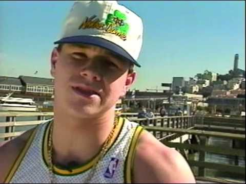 Back in 1991 Mark Wahlberg was a completely different person