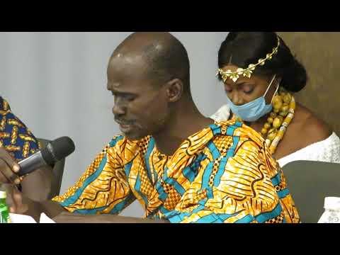 COTE D'IVOIRE: CONFERENCE SUR LE LITIGE FONCIER A GRAND BASSAM