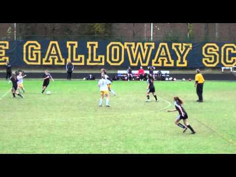 Tophat Navy 16 vs. United FA Elite Sunday, 10/28/2012