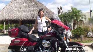 4. Used 2011 Harley Davidson Electra Glide Ultra Limited Motorcycles for sale - Leesburg, FL