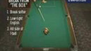 Billiards - Breaking From The Box