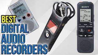 Video 10 Best Digital Audio Recorders 2017 MP3, 3GP, MP4, WEBM, AVI, FLV Mei 2019