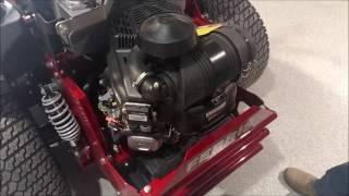 1. Ferris IS2100Z Zero Turn Mower