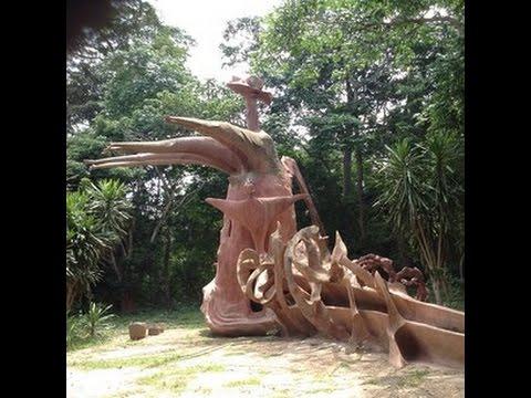 Iya Mopo : Yoruba gods at the sacred Osun-Osogbo Grove