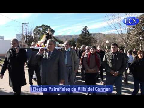 Fiestas patronales en honor a la Virgen del Carmen