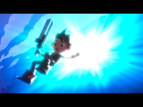 Heroes of Envell - Episode 2: The Sewers - 3D Anime Super ToonsTV