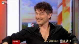 Morten Harket interviewed on BBC Breakfast (HD) 11-05-2012