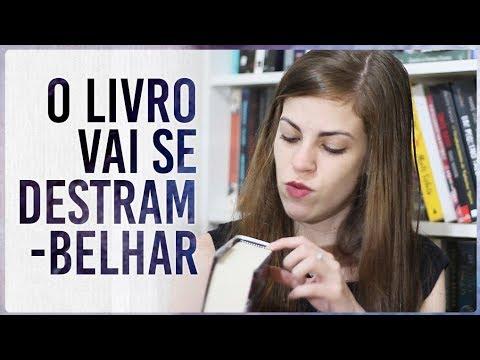 MELHORES E PIORES ACABAMENTOS GRÁFICOS DE LIVROS
