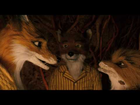 The Fantastic Mr. Fox (Trailer)